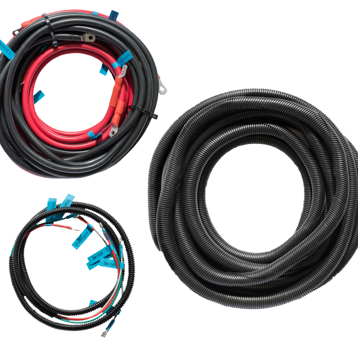 Viper Pro Marine Anchor Winch Wiring Loom to Suit Boats Up To 8.0 Mtrs –  (MICRO/RAPID 1000)
